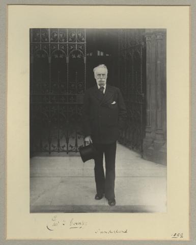 Sir Edward Temperley Gourley, NPG.