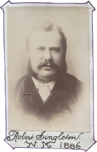 Robert Singleton, WM 1886
